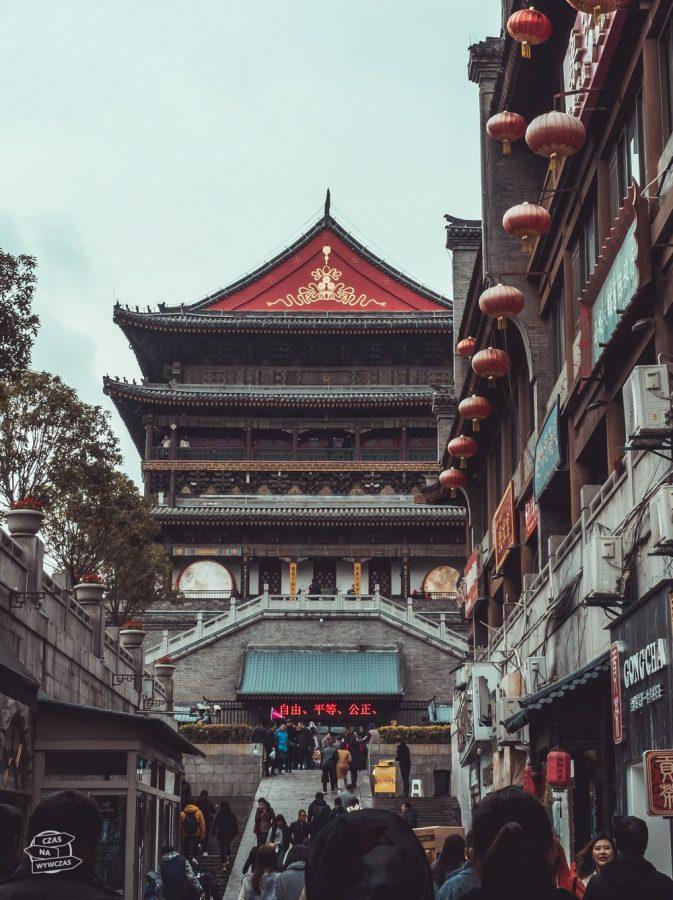 Wieża Bębna w Xi'an