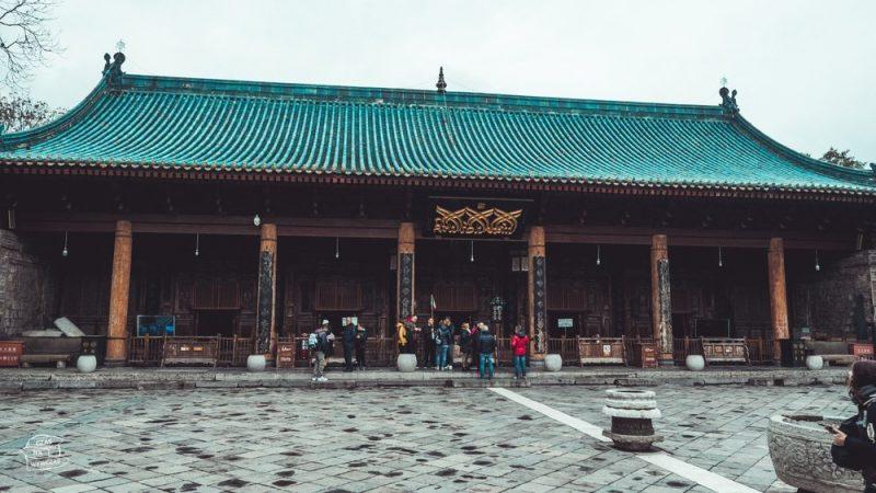 Great Mosque of Xi'an - meczet