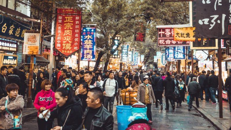 dzielnica muzułmańska Xian