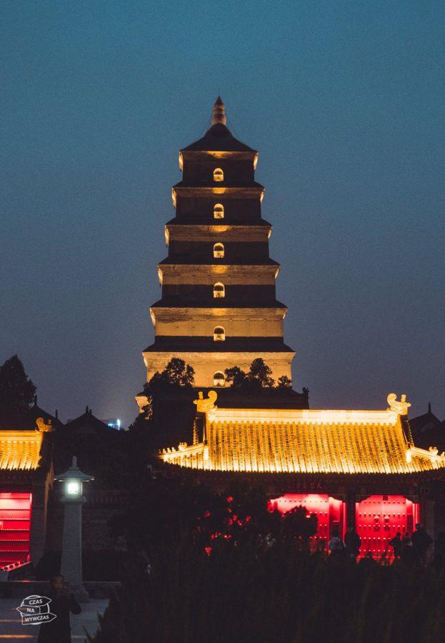 Pagoda Dzikich Gęsi – Dayan Pagoda